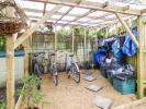 Bike and bin storage