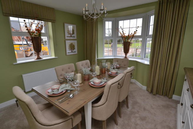 Show Home Dining ...