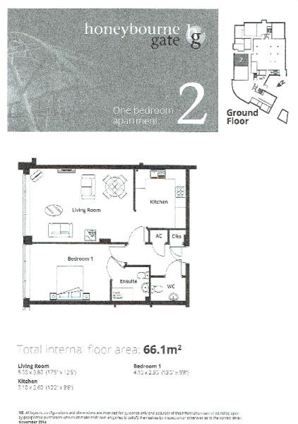 Apt 2 Floor Plan
