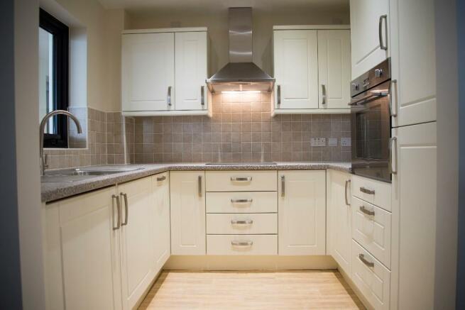 Apt 31 kitchen