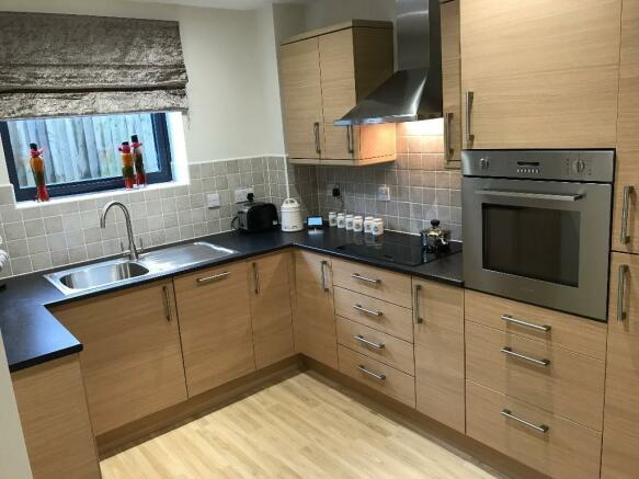 Apt 4 kitchen