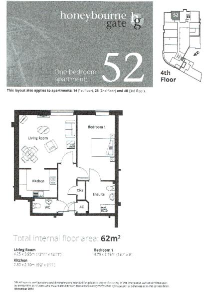 Apt 28 Floor Plan