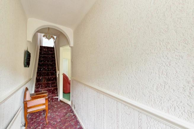 Hall & Stairway