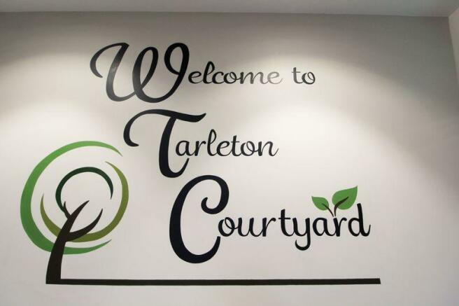 Tarleton Court...