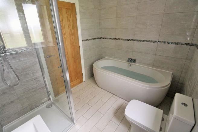1st Floor Bath...