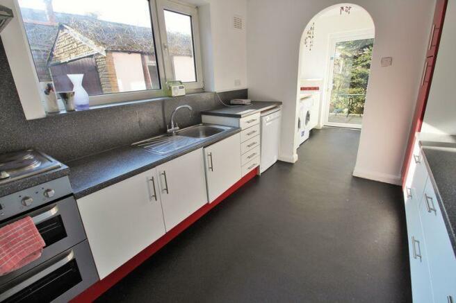 Kitchen into U...