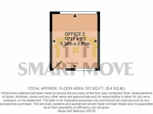 Office Dimensions