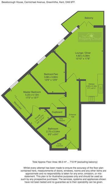 Bessborough House, Carmichael Avenue, Greenhithe,