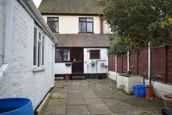Rear Property View