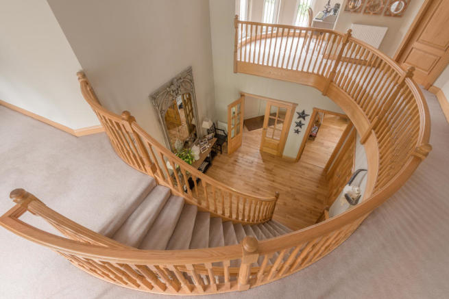 Stairs from Above-2