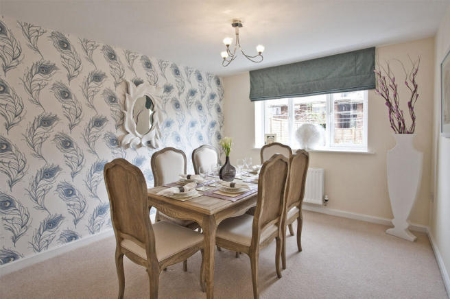 2. Typical Dining Room