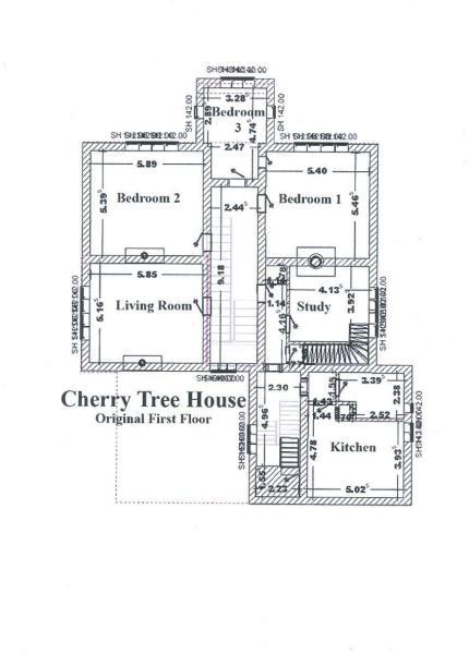 Original first floor