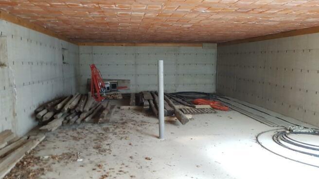 Lower basement