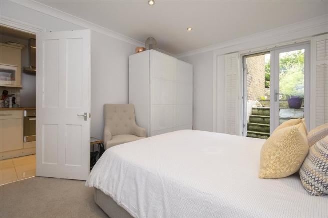 Bedroom One View 2.