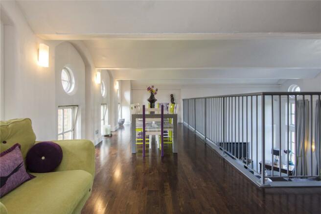 Mezzanine View 4