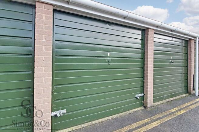 Allocated Garage
