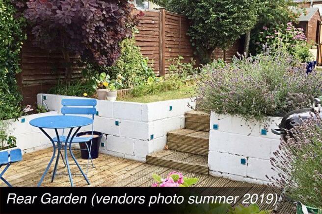 Rear Garden Su...