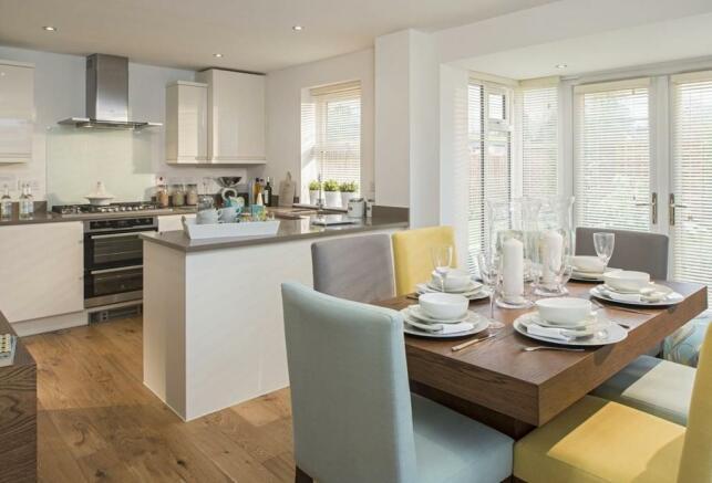 Herftford Kitchen