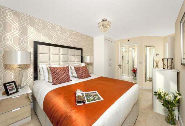 Herftford Bedroom