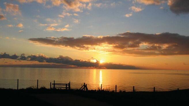 Peacehaven Sunset