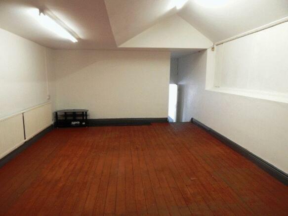 Large Rear Room