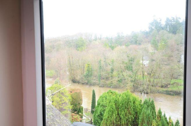 View to River ...