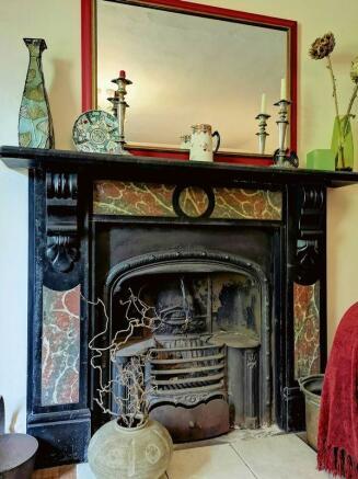 2nd Fireplace