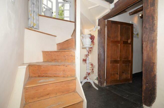 Original Stair...