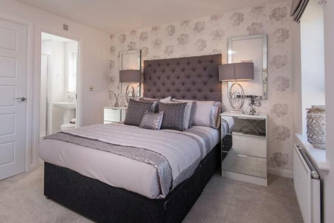 Helmsley bedroom 1