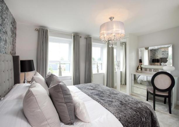 Fawley bedroom 1