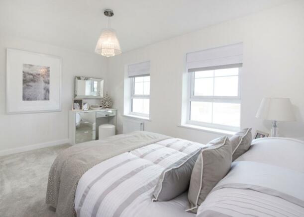 Fawley bedroom 2
