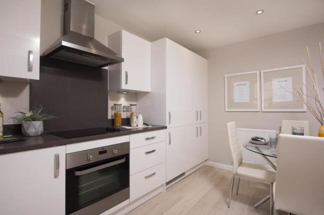 Folkeston kitchen