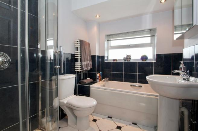 Refitted Bathroom with shower