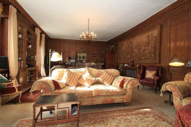 Living Room looking towards second Recep