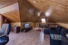 Open space in attic