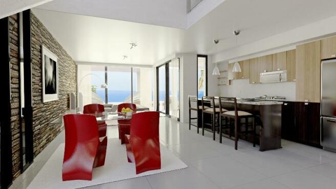 Dining & Kitchen -