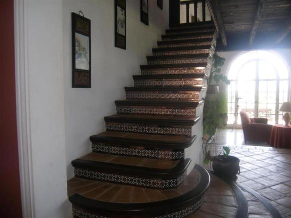 1.36 stairs access
