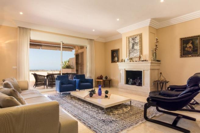 1 Living area