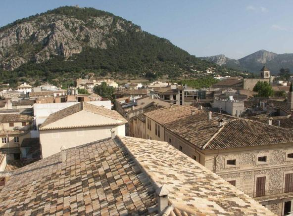 Pollensa Old Town