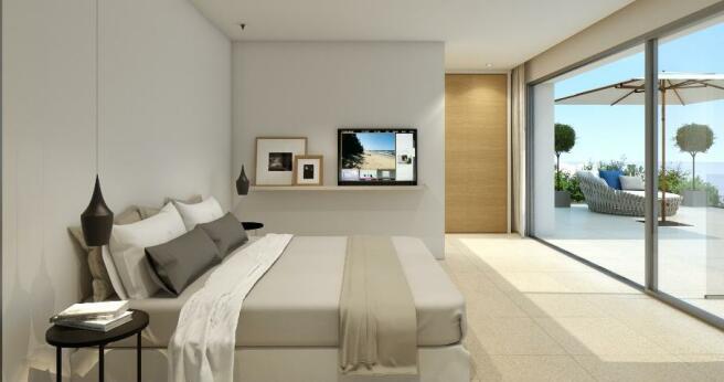 CABRERA Bedroom