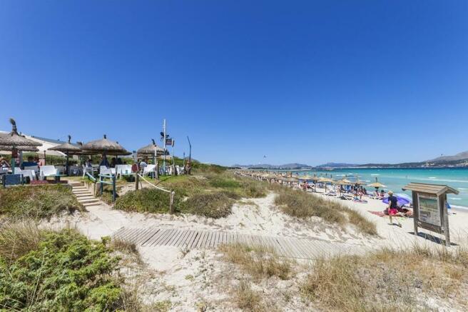 Playa de Muro Area 0