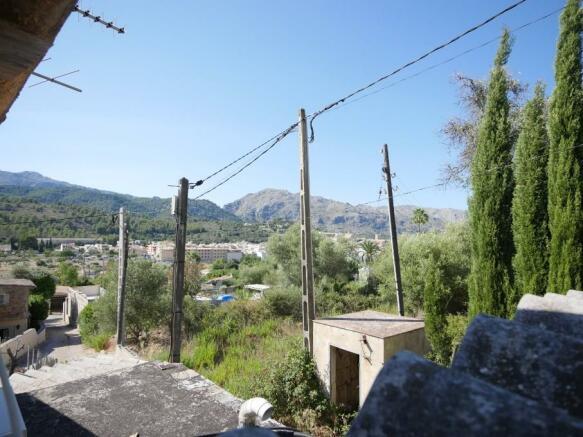 views to Pollensa