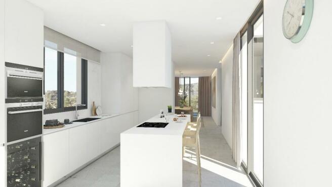 Render Kitchen