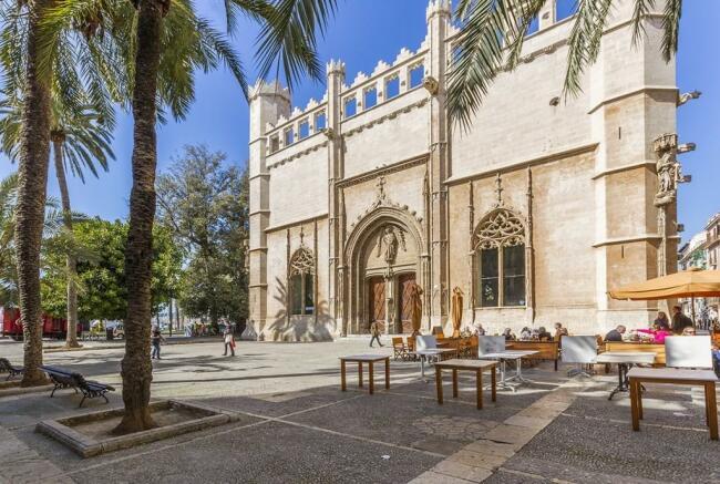 Palma de Mallorca Po