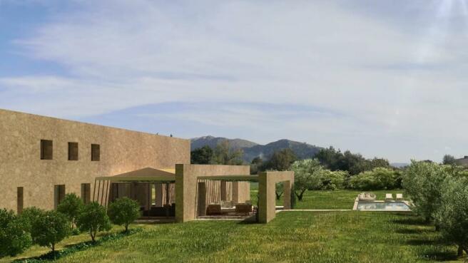 Render House and Gar