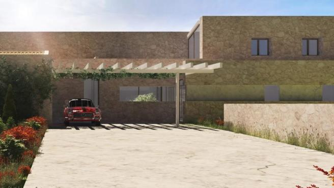 Render Driveway and