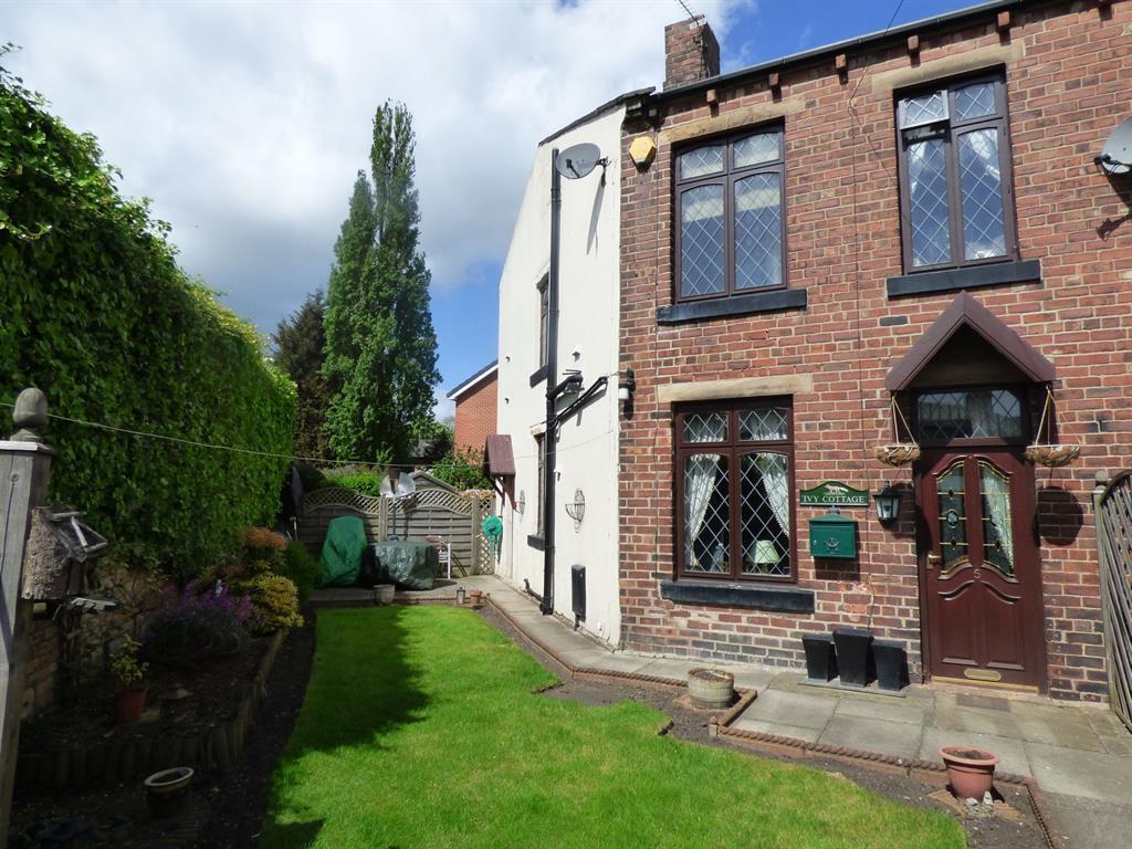 2 bedroom semi-detached house for sale - Nettleton Road, Mirfield, WF14 9AA