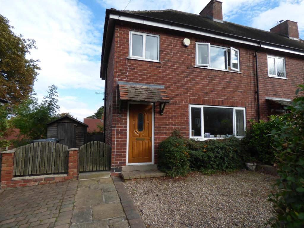 3 bedroom end of terrace house for sale - Hopton Avenue, Upper Hopton, WF14 8JW