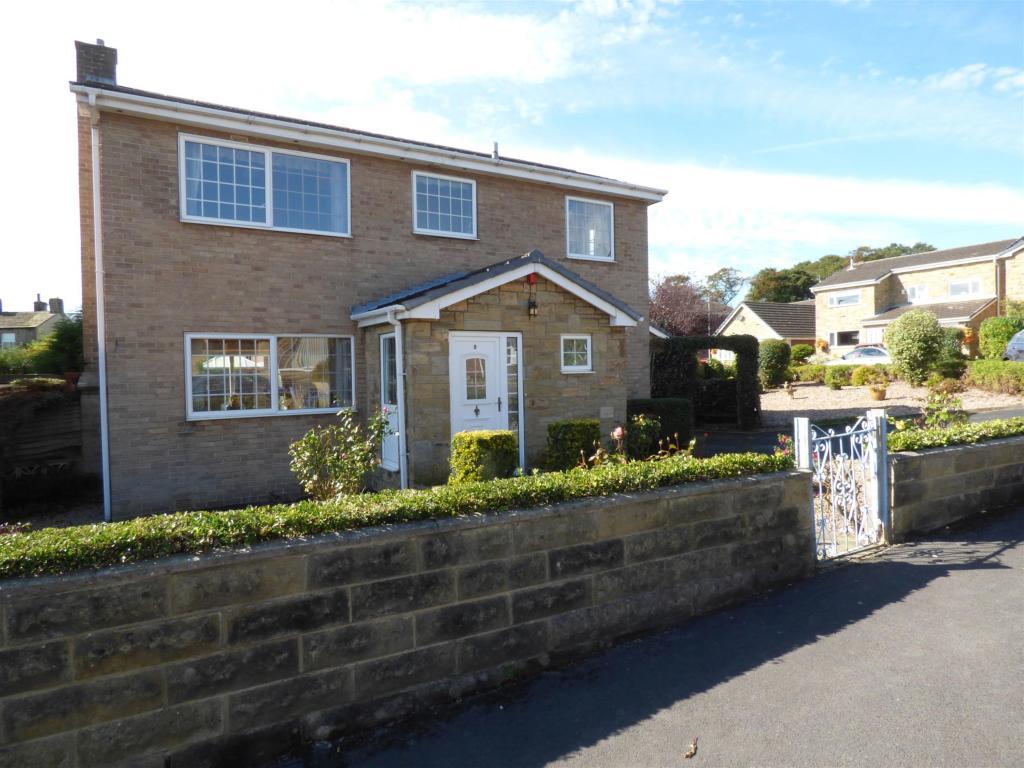 3 bedroom detached house for sale - Hepworth Close, Mirfield, WF14 0PP