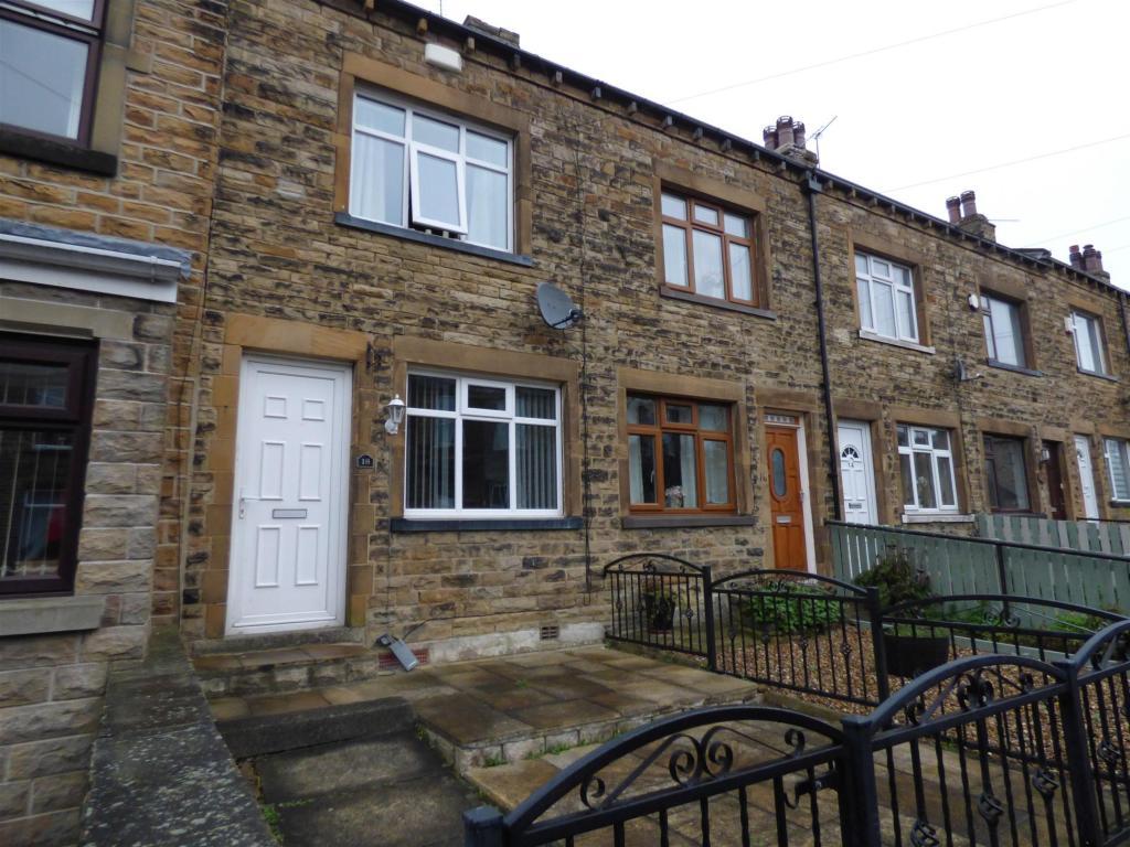 2 bedroom terraced house for sale - Anroyd Street, Dewsbury, WF13 4LT